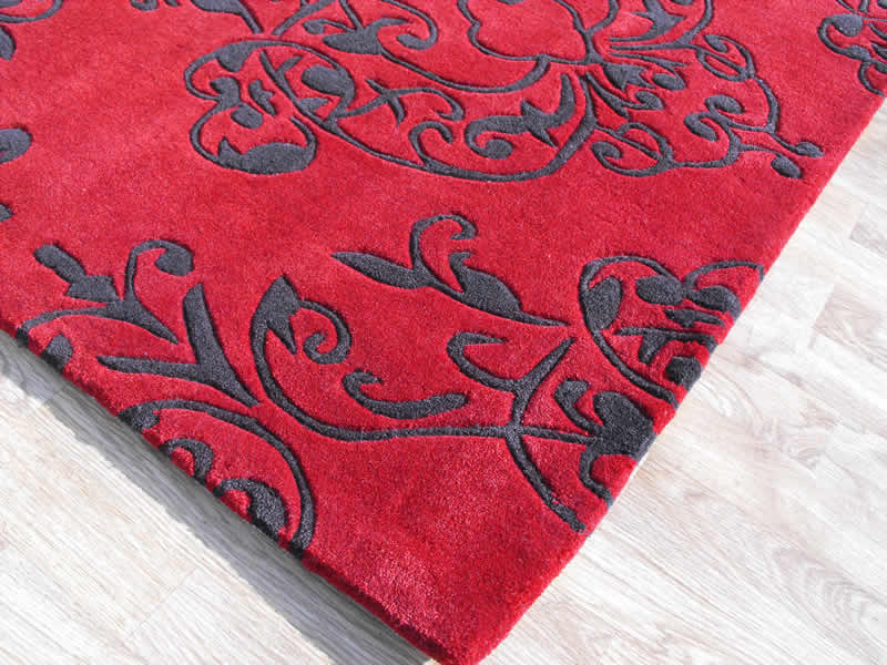 Harlequin Milano Red Rug