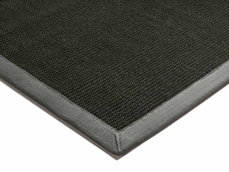 Sisal Black - Grey