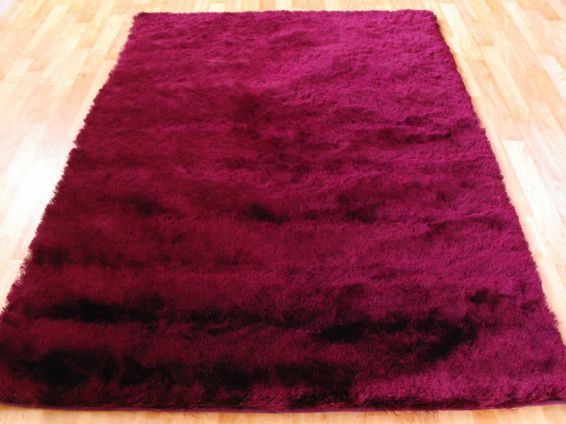 Splendour Shadow Plum Rug