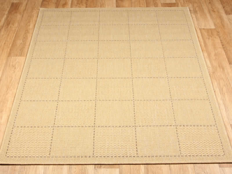 Checked Flatweave Runners