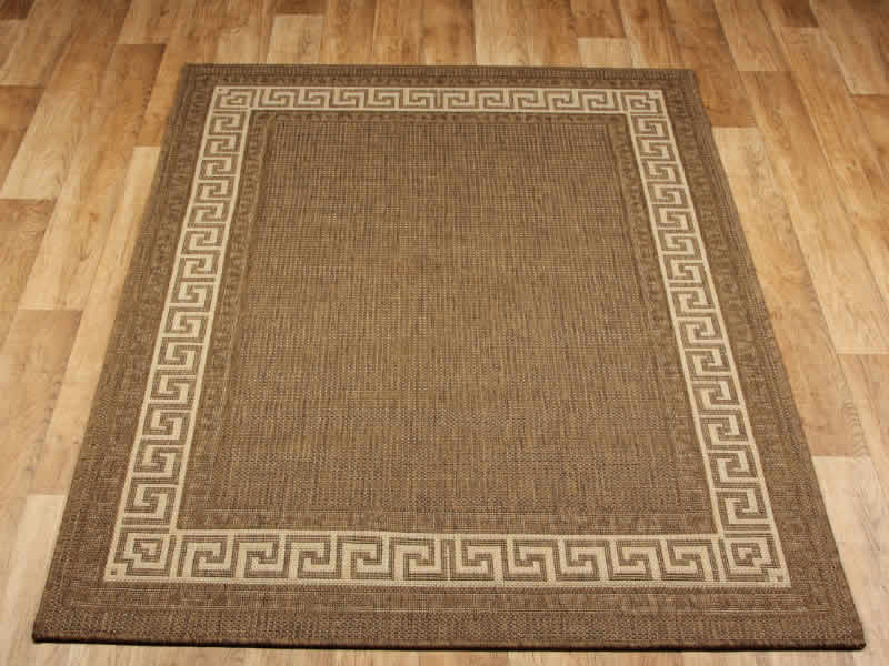 Greek Key Flatweave Rugs