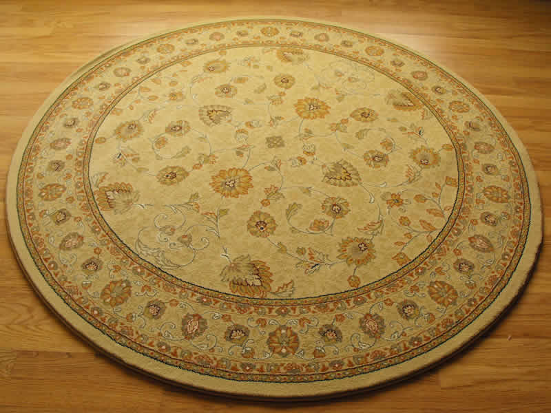 Noble Art Round Rugs