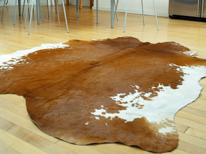 Rodeo Cowhide Rugs