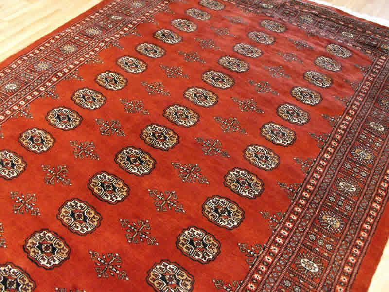 Pakistan Bokhara Rust Rug Bokhara Rust 163 135 00 Rugs