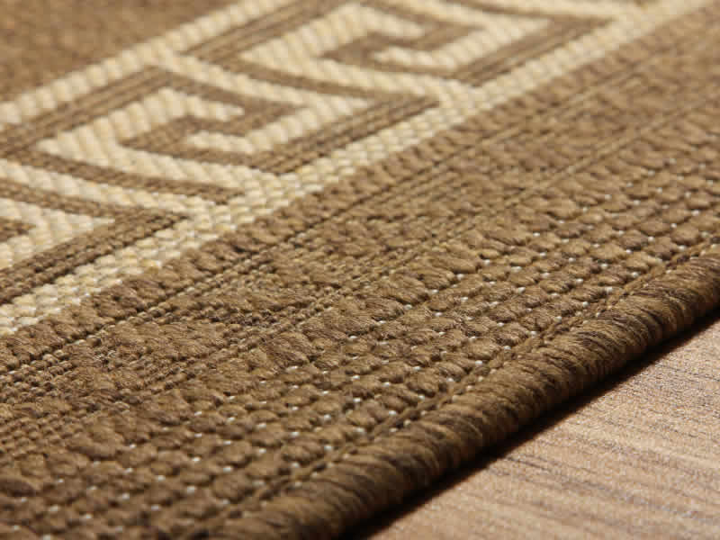 Greek Key Flatweave Runners